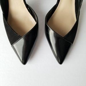 Zara | Patent Suede Stilettos